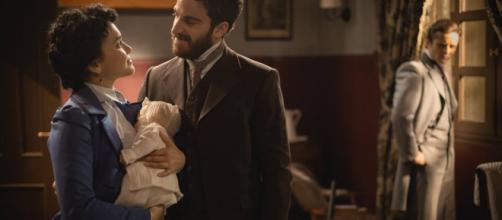 Una Vita, puntata del 18 dicembre: Diego e Blanca amanti segreti