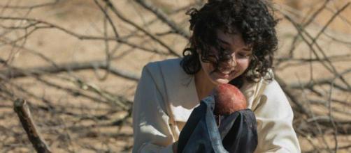 Una Vita: Blanca Dicenta fugge da Acacias dà alla luce un bambino morto