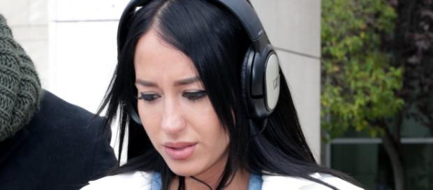 Aurah Ruiz de Gran Hermano VIP 6, se queja de nuevo de ex en El Programa de Ana Rosa