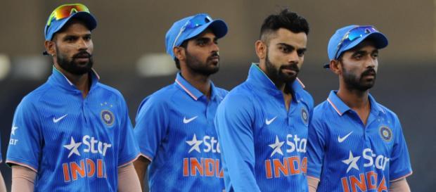 Australia v India, 2nd Test, Perth (Image via Sony Six/Youtube screencap)