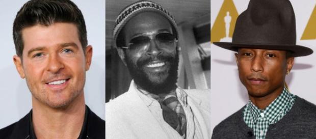 La justice a tranché, et condamné Pharrell Williams et Robin Thicke pour plagiat d'un titre de Marvin Gaye.