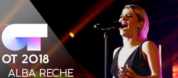 'La llorona' de Alba Reche es el vídeo más visto de la edición. / YouTube