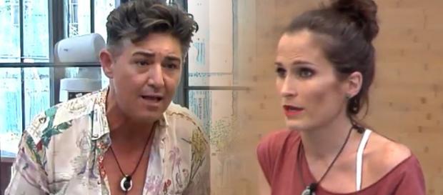 Verdeliss y Ángel Garó en Gran Hermano Vip 6 - technicavita.org