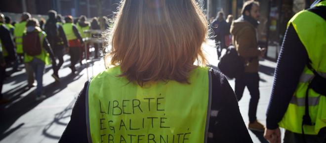 Gilets jaunes : acte V ce samedi d'un mouvement carnaval et bariolé