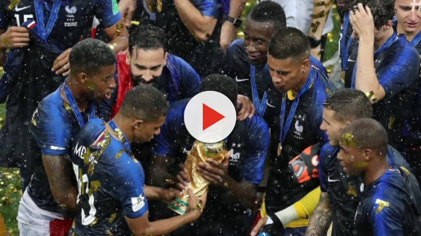 World Cup leads top 5 Google searches for 2018