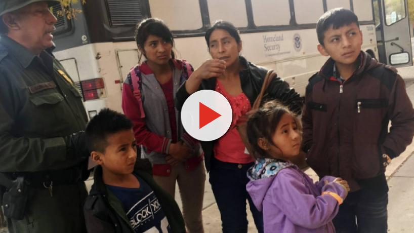 EE.UU. / Muere deshidratada una niña de siete años al intentar cruzar la frontera