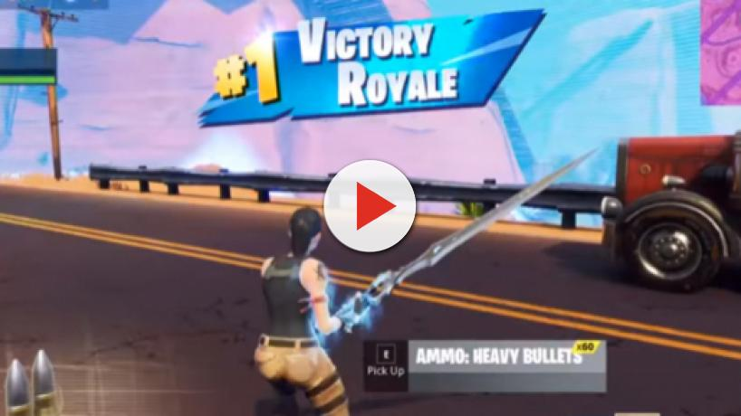 Fortnite: Xycik's response on his Infinity Blade win, Mythic weapon to be nerfed