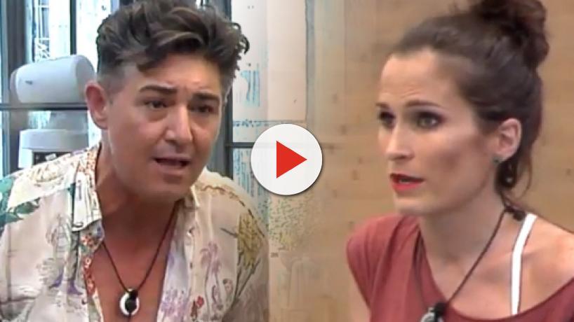 Verdeliss es acusada por Ángel Garó de quedarse embarazada para entrar a GH VIP