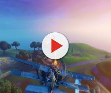 Big change is coming to airplanes. - [Fortnite Season / YouTube screencap]