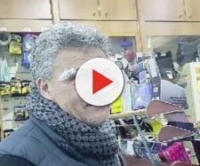Garbatella, tabaccaio ferma rapinatore: 'Mi è salita la rabbia e gli ho dato una testata'