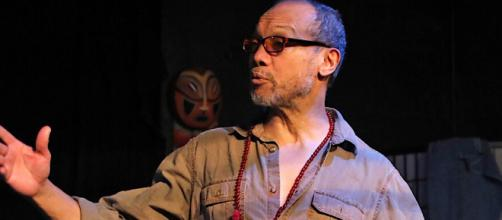 'Master of Crossroads' is a play by actor and writer Paul Calderon. / Image via Paul Calderon, used with permission.