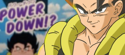 New Dragon Ball Super: Broly promor teases unexpected fusion. [image credits: Dragon Ball Hype/YouTube screenshot]