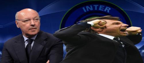 Pronta a nascere l'Inter di Conte e Marotta