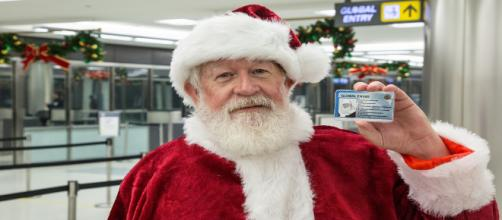 Should Santa Clause be a woman? [Image via U.S. Customs and Border Protection/Flikr]