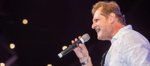 Abschieds-Konzert für Jens Büchner ... Mickie Krause singt sein Lied