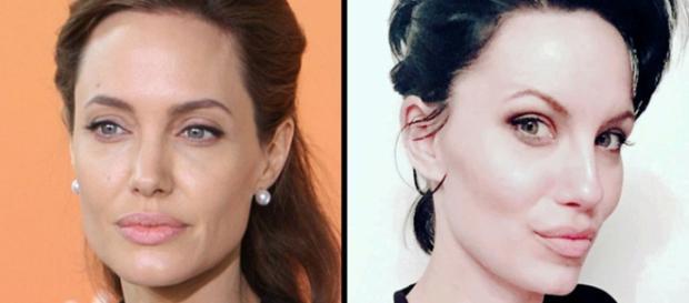Clones de famosos (reprodução:Wikipedia, Melissa Bazan / Instagram)
