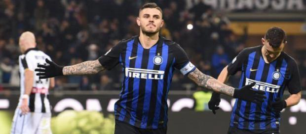 Icardi decide Inter-Udinese su rigore