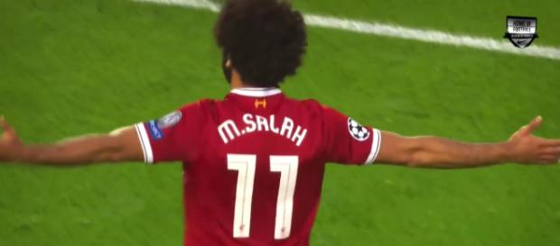 Mohamed Salah (Imagem via Youtube)