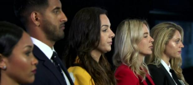 The Final Five prepare to face the toughest interviews of their lives (Image credit: The Apprentice/ BBC iPlayer)