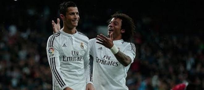 Marcelo admite que Real Madrid sente falta do melhor do mundo