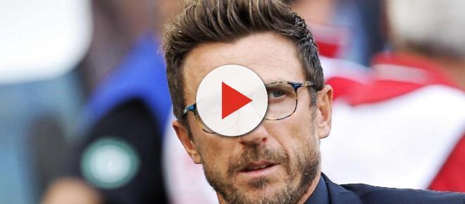 Di Francesco invoca il sostegno dei tifosi per la decisiva Roma-Genoa