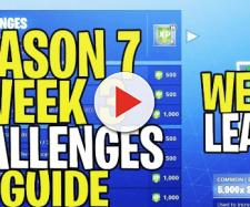Image from '*NEW* Fortnite SEASON 7 WEEK 3 CHALLENGES' [Image Credit: ImDamaage/ YouTube Screenshot]
