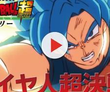Snippets released for DBS Broly - Image credit - Image Credit: 東映映画チャンネル/ YouTube Screenshot