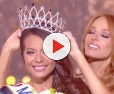 La nouvelle reine de beauté n'est autre que Vaimalama Chaves, miss Tahiti.