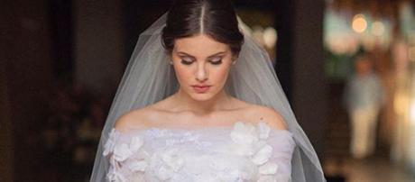 Camila Queiroz se casou em agosto (Reprodução: Instagram)
