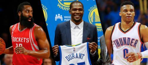 Les meilleurs scoreurs de la NBA