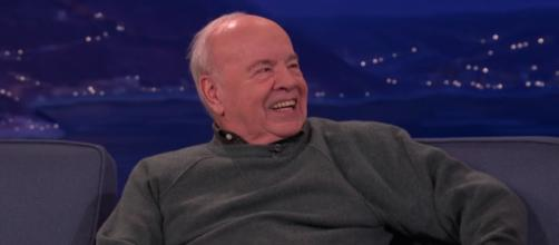 Tim Conway is among the celebs with a December 15 birthday. [Image via Team Coco TBS/YouTube screenshot]