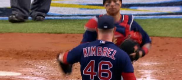 The Boston Red Sox just won the World Series. - [FOX / YouTube screencap]