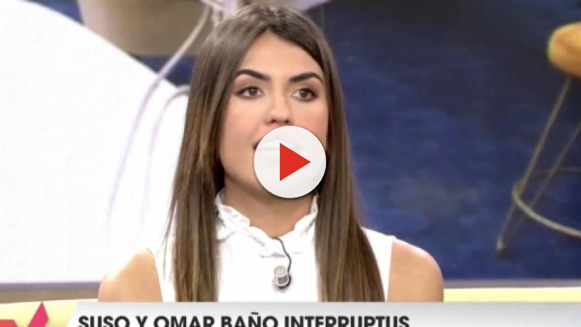 Aurah Ruiz y Sofía Suescún se enfrentan a cuenta de Suso Álvarez
