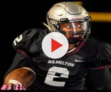 Nebraska football would love to get a hall-of-famer's son. - [Max Preps / YouTube screencap]