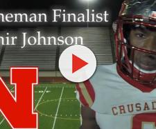 Rahrmir Johnson is going to be something special [Image via Jersey Sports Zone/YouTube]