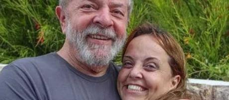 Filha de Lula conta emoção que sentiu ao se despedir do pai, antes dele ir preso Foto/Reprodução)