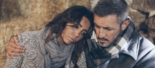 Anticipazioni spagnole Il Segreto: Emilia e Alfonso lasciano di nuovo Puente Viejo.