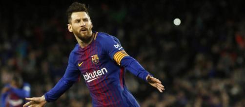FC Barcelone : Messi prend la tête des buteurs 2018