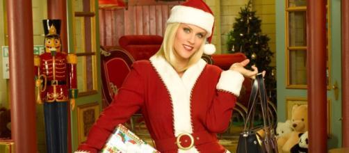 Jenny McCarthy è la figlia di Babbo Natale
