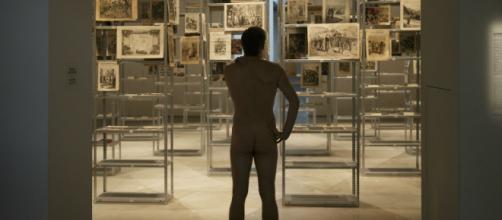Jornada exclusiva para nudistas en un museo de Paris