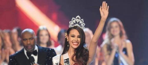 La ventiquattrenne Catriona Gray è stata incoronata Miss Universo