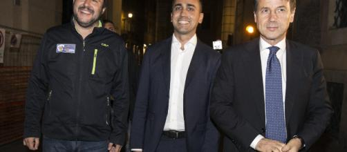 Manovra economica: trovato accordo tra Conte, Salvini e Di Maio