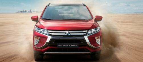 Novo Eclipse Cross: Mitsubishi usou a plataforma do Lancer e requentou o nome de seu antigo esportivo para criar uma miragem (Divulgação)