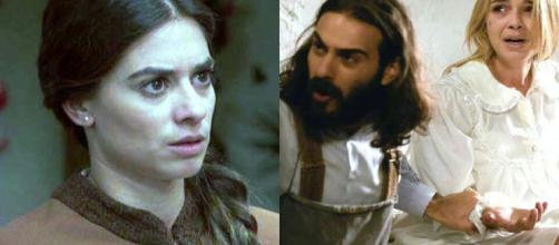 Spoiler spagnoli Il Segreto: Isaac accusa Elsa come responsabile dell'aborto di Antolina