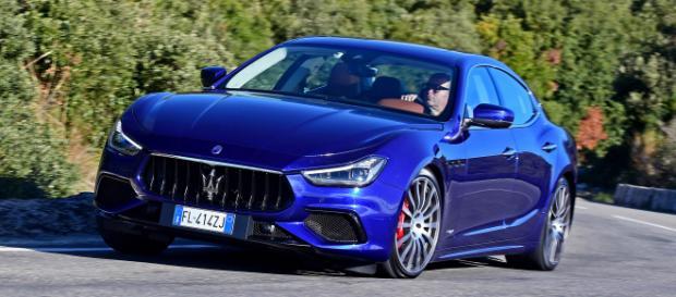 Maserati Ghibli, l'ecotassa rischia di renderla meno desiderabile - autoexpress.co.uk