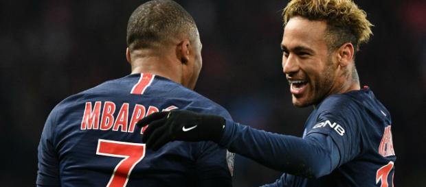 Neymar, Mbappe | FOX Sports Asia - foxsportsasia.com
