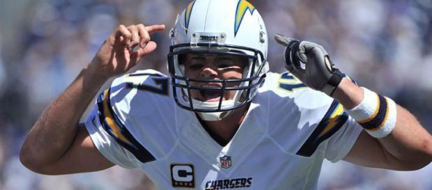 Rivers and the Chargers are peaking at the right time. [Image via Sports Illustrated/YouTube]