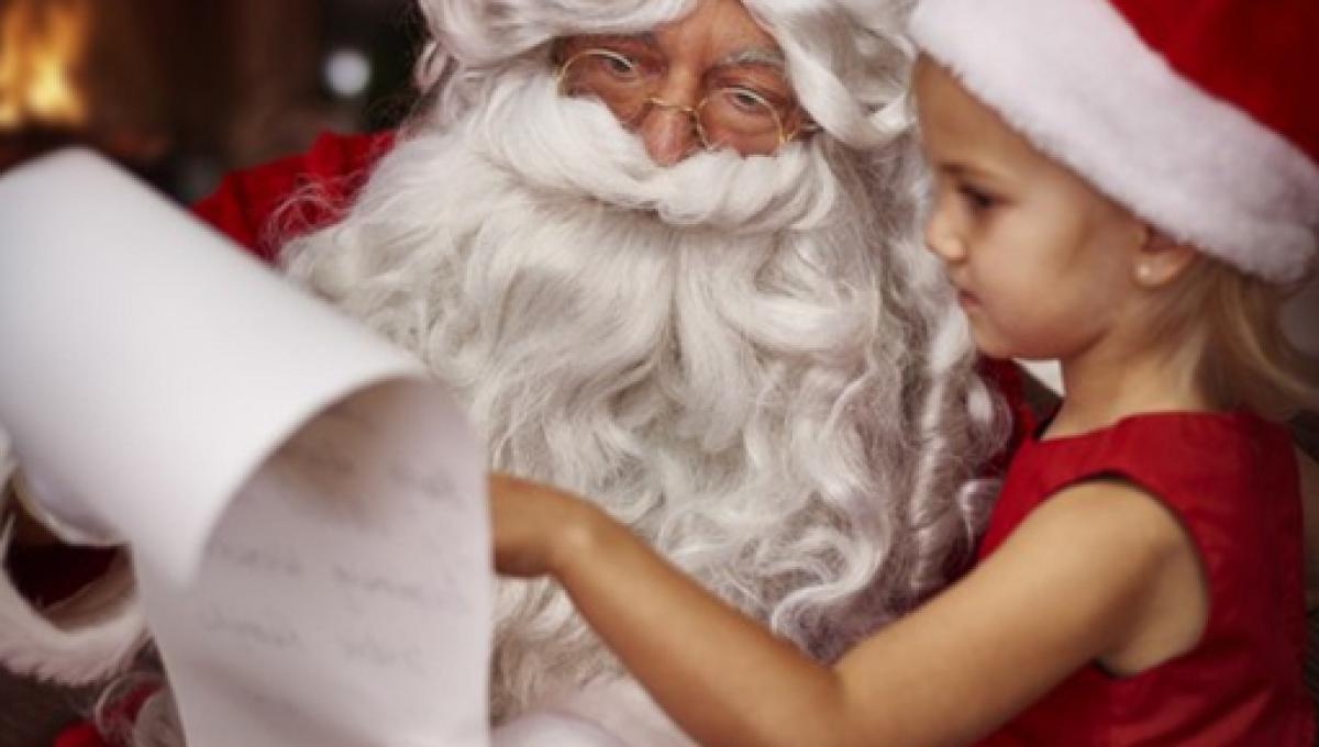Babbo Natale Video Per Bambini.I Bambini Smettono Di Credere A Babbo Natale Ad Otto Anni Lo Rivela