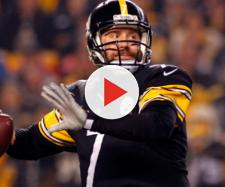 Big Ben and the Steelers are getting some late season hype at Vegas sportsbooks. - [Sports Illustrated / YouTube screencap]