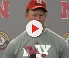JImmy Fritzsche is announcing his school on December 19. [Image via HuskerOnline Video/YouTube]